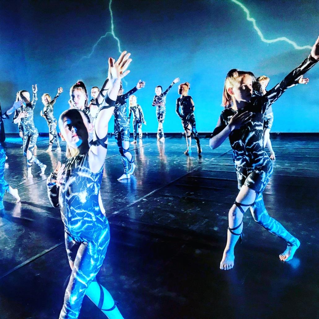 Contemporary Lightning