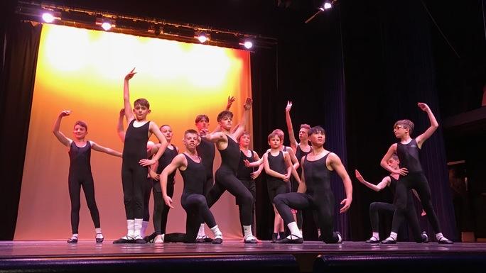 Boys ballet