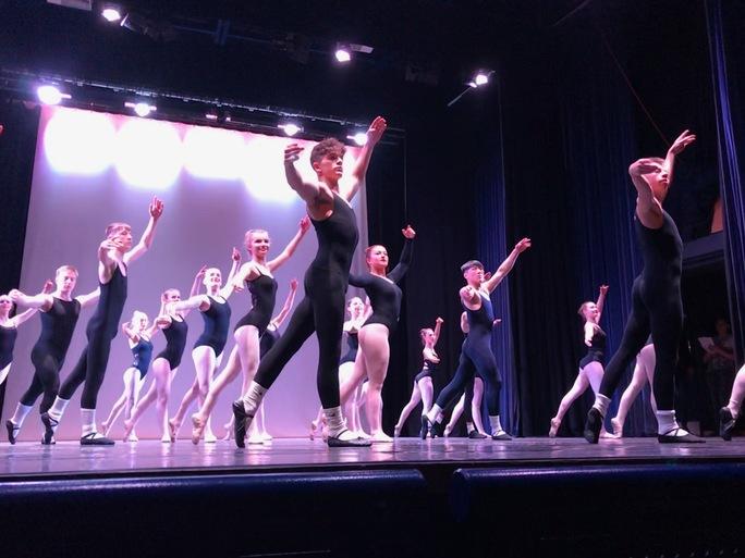 Teens Ballet
