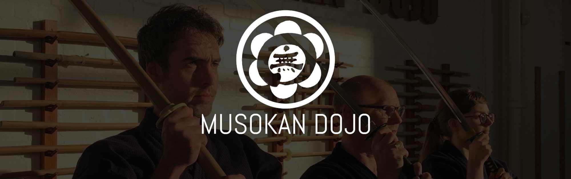 Musokan Dojo Logo Slide