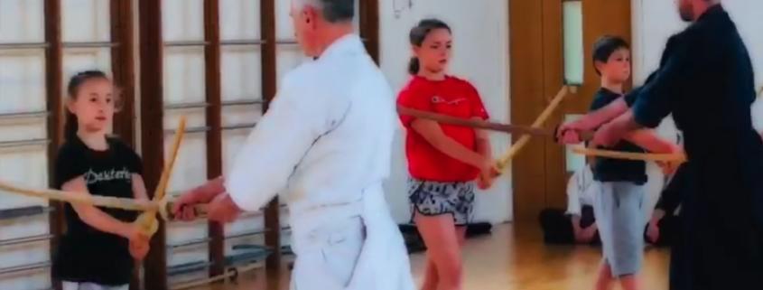 Kendo Beginners Course