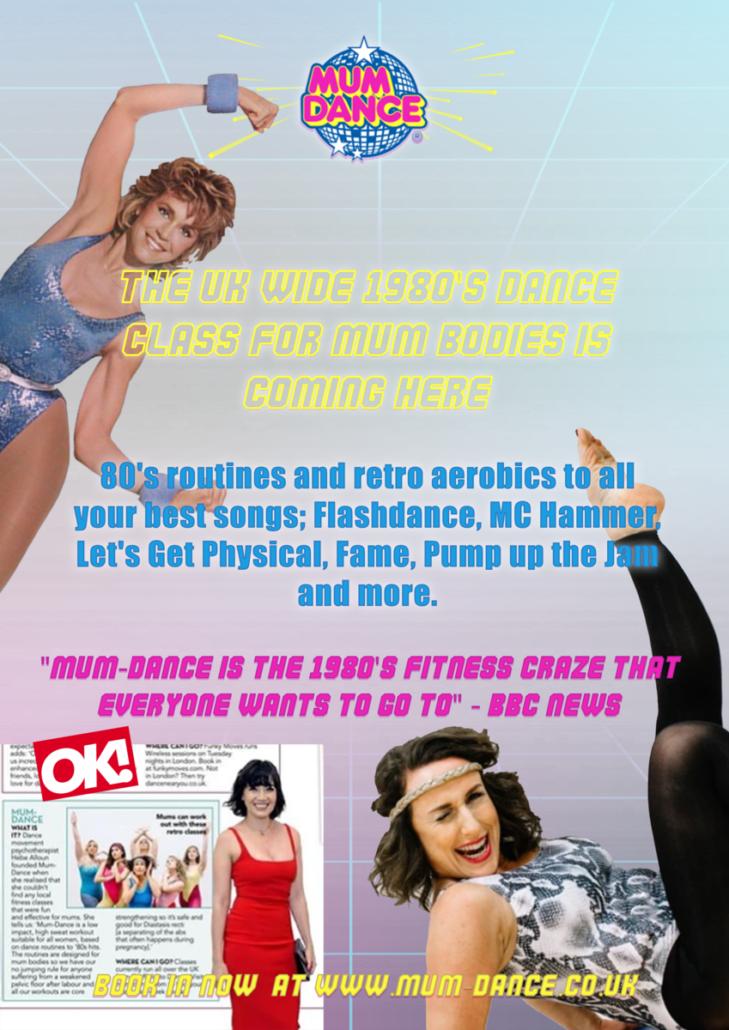 Mum Dance Poster