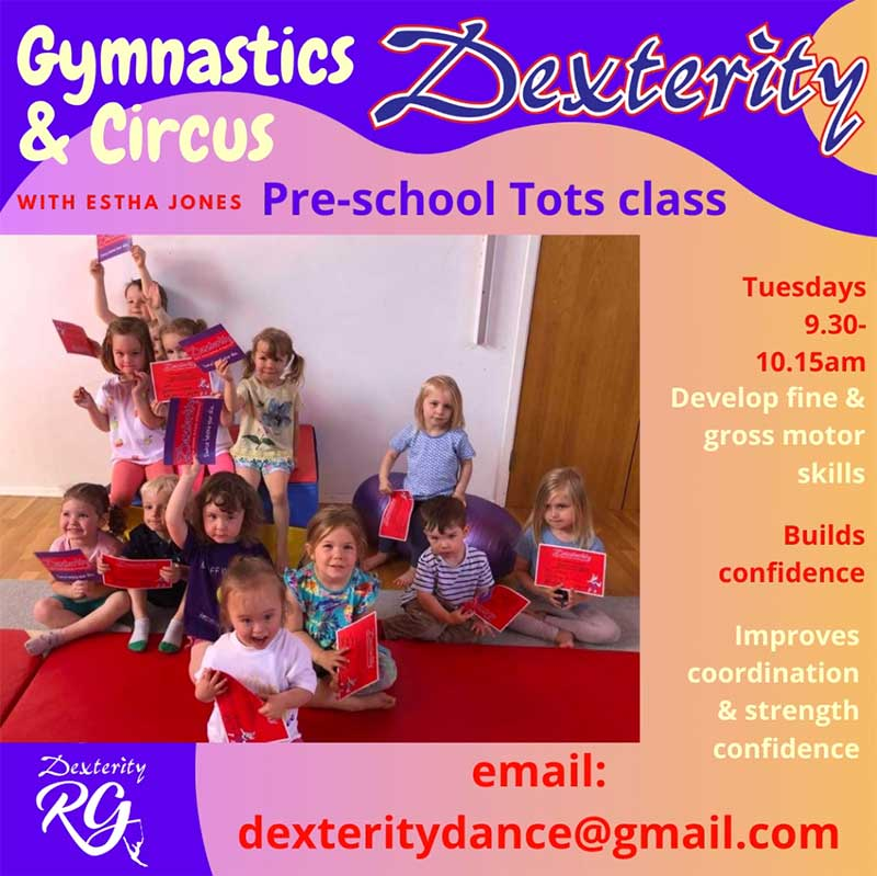 Tots Gymnastics & Circus