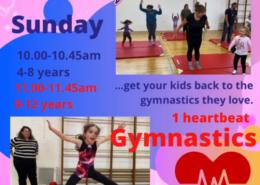 1 Heartbeat Gymnastics